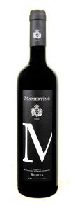 Mamertino DOC Red Reserve - Organic_WP